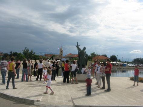 Duke Branimir - Tourist board Nin Croatia