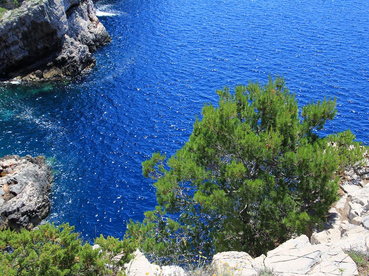 Nationalpark Kornati Inseln